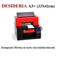 Desideria 3342 Stampante Diretta su Torte