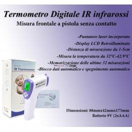 Termometro Digitale IR infrarossi