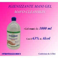 Igienizzante Mani Gel Mafo Cleanskin 1000ml