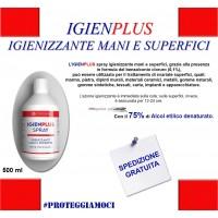 IGIENPLUS SPRAY IGIENIZZANTE MANI E SUPERFICI - 500ml