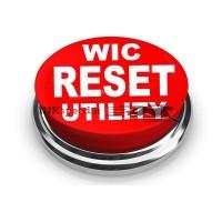 Wic Reset Utility  Resettare Contatore Tampone