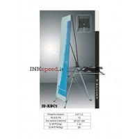 Espositore Banner IS-XBC1 80X180