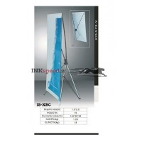 Espositore Banner IS-XBC 120x200