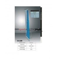 Espositore Banner IS-LBB 90x215