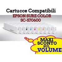 Cartucce Compatibili Epson SureColor SC-S70600