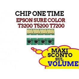 Chip Epson SureColor T3200 T5200 T7200